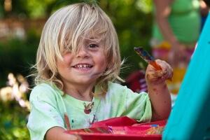 A pedagógia foglakozások része a vizuális nevelés